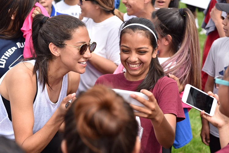 Christen Press parents, ethnicity, stanford, boyfriend