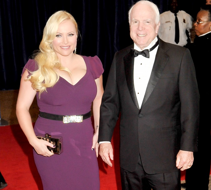 Meghan Mccain Daily Beast: Meghan McCain Wiki, Bio, Husband, Married, Blog, Tv Show, Age