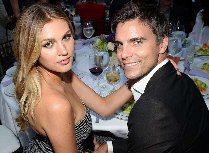 colin egglesfield married